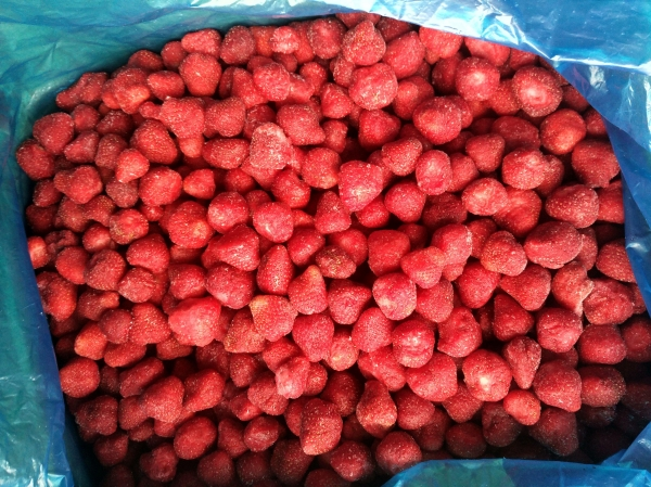 Buy Frozen fruit Frozen strawberry at wholesale prices