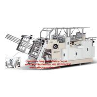 Paper Box Carton Erecting Machine
