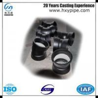 Quality ISO9001 All Socket 22.5 Deg Bend for Pipelines for sale