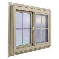 Buy cheap Horizontal Slider Vinyl Window from wholesalers