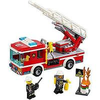 Buy LEGO City Fire Ladder Truck 60107 Cool Toy For Kids at wholesale prices