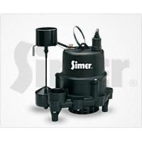 Buy cheap 3997 - Plumber's Classic | 1/2 HP Submersible Cast Iron Sump Pump, Vertical Switch from wholesalers