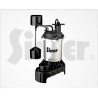 Buy cheap 2883 | Submersible Cast Iron and Zinc Sump Pump 1/3 HP from wholesalers