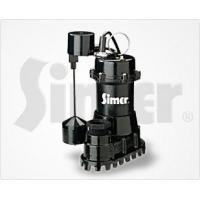 Buy cheap 3884-01 | 1/2 HP Cast Iron Submersible Sump Pump, Vertical Switch from wholesalers
