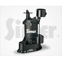 Buy cheap 2956 | 1/3 HP Cast Iron Submersible Sump Pump, Vertical Switch from wholesalers