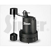 Buy cheap 2957-04 | 1/3 HP Thermoplastic Submersible Sump Pump, Vertical Switch from wholesalers