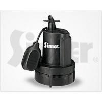 Buy cheap 2955-04 | 1/3 HP Thermoplastic Submersible Sump Pump, Tethered Switch from wholesalers