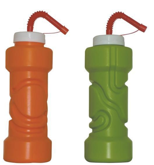 Buy Cool Gear EZ Freeze Water Bottle / Handle Straw and Ice Pack at wholesale prices