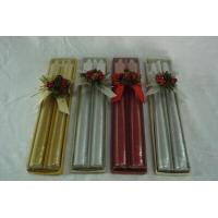Buy cheap Gift pack candles4 from wholesalers