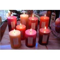 Buy cheap Pillar candles Pillar candles with different colors Pillar candles with different colors from wholesalers