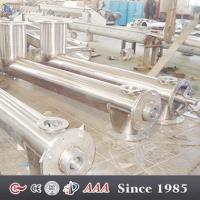 Buy cheap Stainless Steel Screw Conveyors Food Industry Conveyor Systems from wholesalers