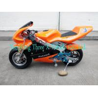 Buy cheap Motorcycles 49cc mini pocket bike TX-PB01 from wholesalers