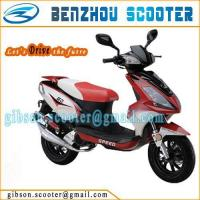 Buy cheap EEC Gasoline mobility 50cc Scooter B10 YY50T-6B from wholesalers
