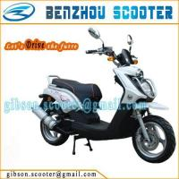 Buy cheap Motorcycles 150cc EPA Taizhou Gas Scooter YY150T-34 from wholesalers