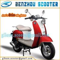 Buy cheap Motorcycles Euro Emission Gasoline Scooter YY50QT-15 from wholesalers