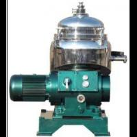 China Vertical Bowl Rotary Centrifuge Disc Stack Centrifuges Oil Water Separator Filter on sale