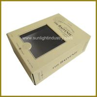 Buy cheap Whisky wine box with magnet closure from wholesalers