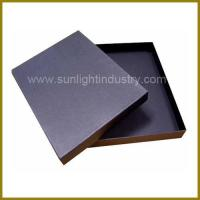 Buy cheap black cardboard box from wholesalers