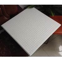 Buy cheap gypsum ceiling tile A06 from wholesalers