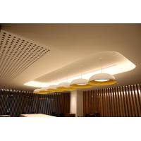 Quality G.I Channel ceiling sound proof acoustic gypsum tiles for sale