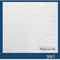 Buy cheap PVC gypsum tile 991 from wholesalers