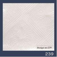 Buy cheap PVC gypsum tile 239 from wholesalers
