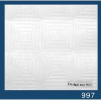 Buy cheap PVC gypsum tile 997 from wholesalers