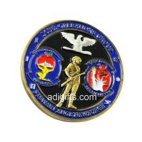 Quality custom cheap made military challenge coins design for sales for sale