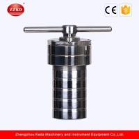 Quality Teflon Lined Hydrothermal Systhesis Reactor for sale