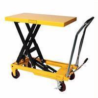 Quality Elevating Cart Lifts Heavy Duty Scissors Lift Tables for sale