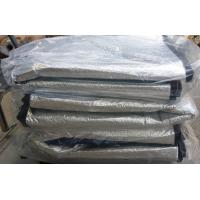 Buy cheap barrier Reflective bubble Insulation material sewing Velcro pallet cover from wholesalers