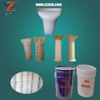 China RTV-2 Silicone rubber Plaster molding silicone on sale