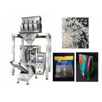 Quality 4 Head Automatic Rice Packing Machine , Bean / Rice Bag Packing Machine for sale