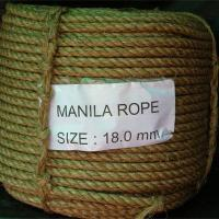 Buy cheap Manila Rope from wholesalers