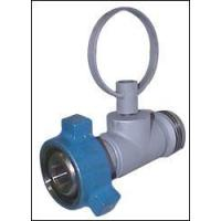 China Wing Nut High Pressure Turbine Flow Meters for Liquids and Gases on sale