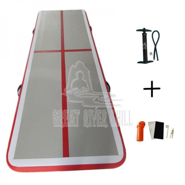 Fitness Mat Inflatable Air Floor For Gymnastics Foldable