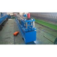 Quality rolling shutter roll foming machine for sale
