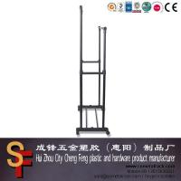 China Double Pole Portable Clothes Rack on sale