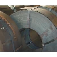 China GB Q235 structural construction steel strip in hot rolled coil steel on sale