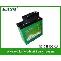 Quality Lithium Ion Solar Rechargeable Battery Pack for sale