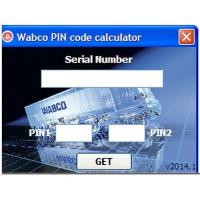 Quality JBT WABCO PIN CODE CALCULATOR FOR PIN/PIN2 WABCO PIN GENERATOR for sale