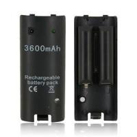 China Wiimote Wii Remote Rechargeable Battery 3600Mah with Adapter on sale