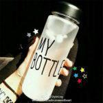 China wholesale 500ml clear plastic water bottles manufacturer in Shenzhen on sale