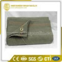 China High Waterproof Pallet Cover Polyester Tarps on sale