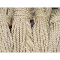Quality 3-4 Strand Natural Hemp Rope for sale