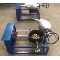 Quality Manual grains rice wheat corn puffing machine for sale