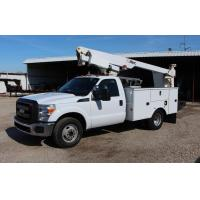 Quality Used Bucket Truck Stock No. 52962 - 2011 Ford F350 35