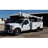 Quality Used Bucket Truck Stock No. 52964 - 2011 Ford F350 35