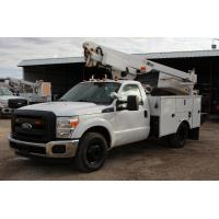 Quality Used Bucket Truck Stock No. 52963 - 2011 Ford F350 35 ft.