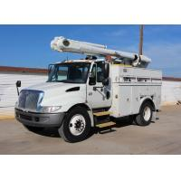Quality Used Bucket Truck Stock No. 41105 - 2006 International 4300 41